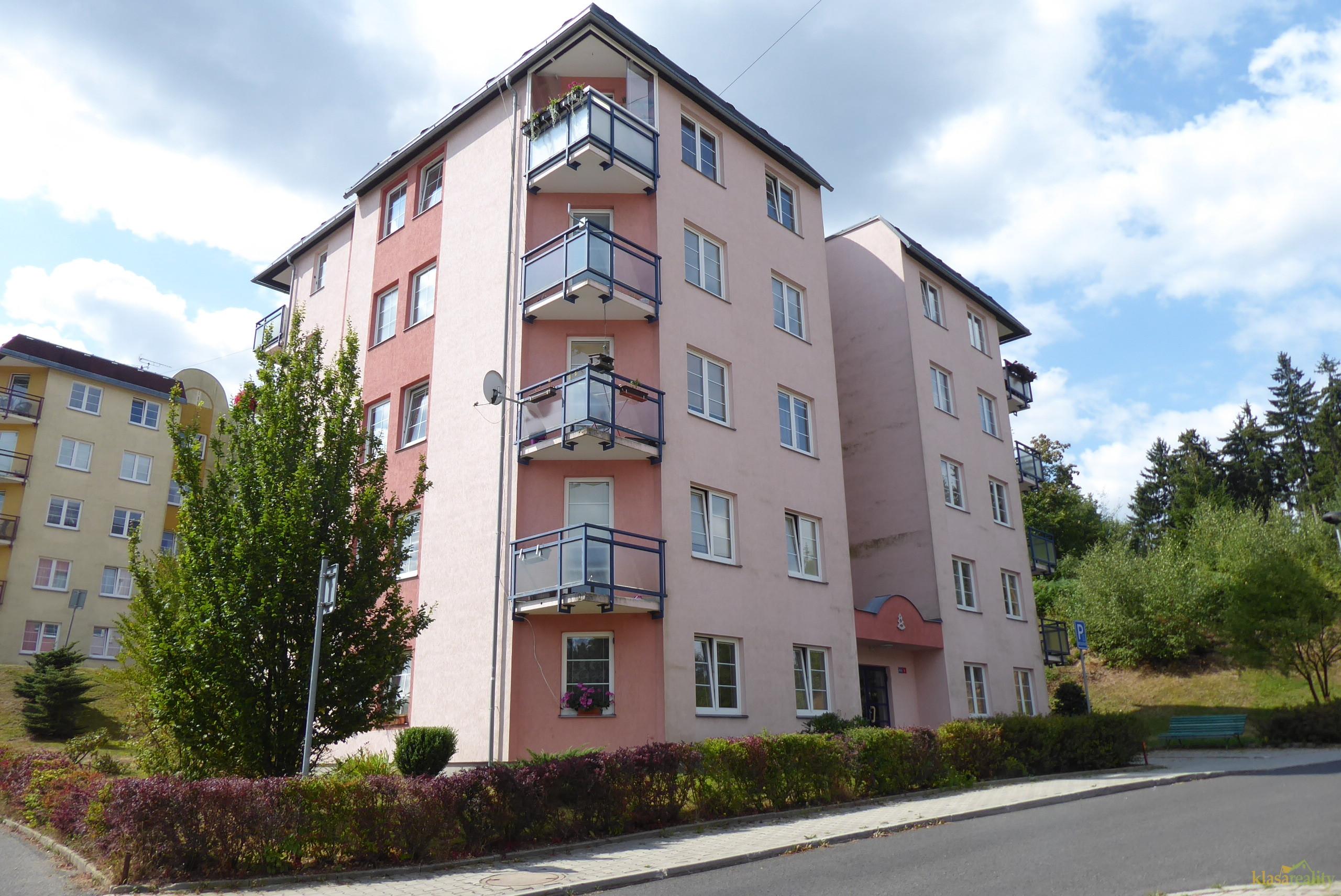 Pěkný byt 2+1 v Jablonci nad Nisou, Široká ul.