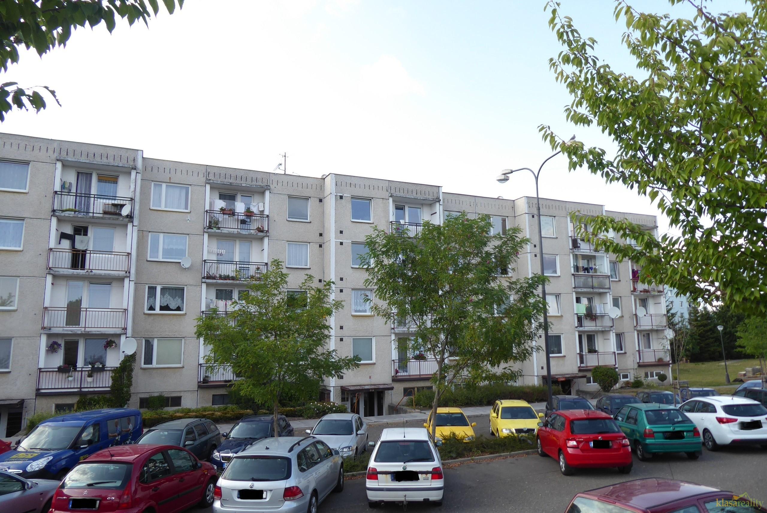 Velmi pěkný byt 1+1 v Turnově.