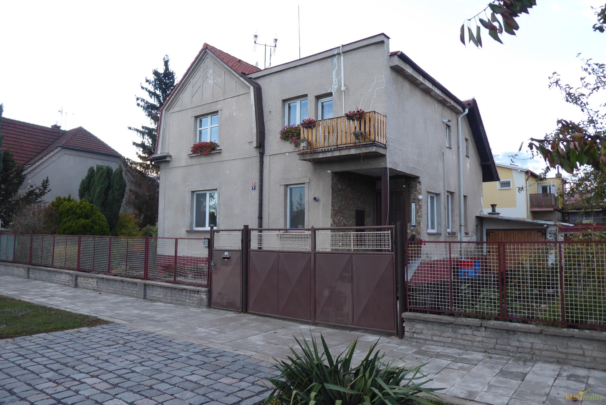 Prodej ideální 1/2 rodinného domu v Poděbradech.