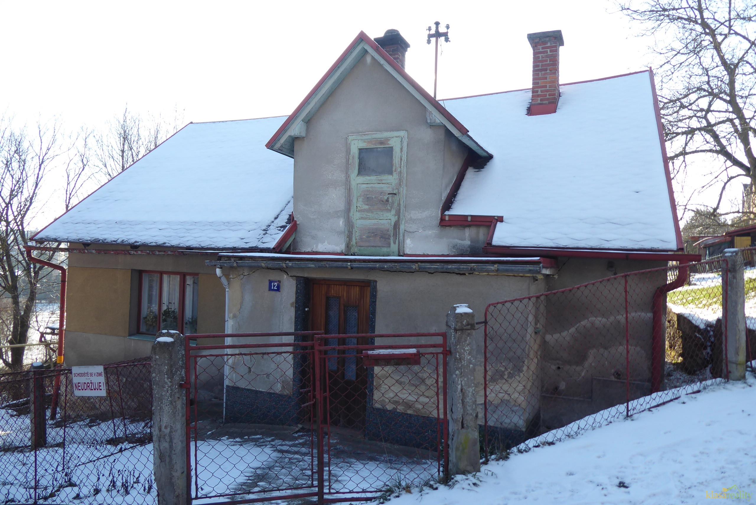 Rodinný domek v Turnově.