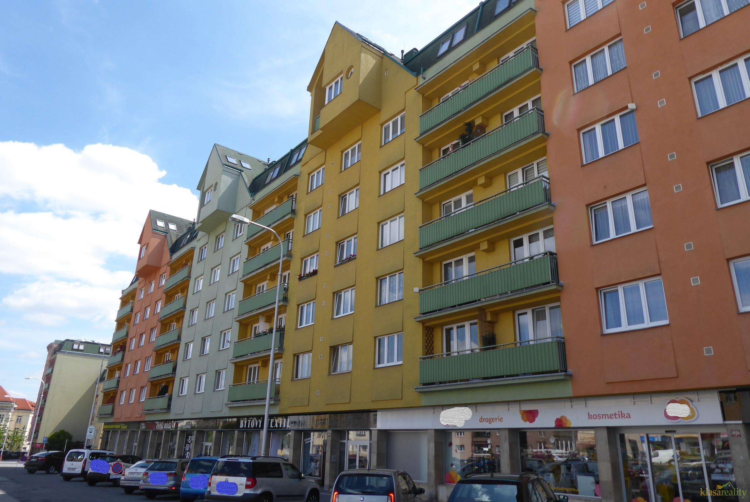 Kompletně zrekonstruovaný byt v Ml. Boleslavi.