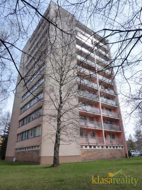 Nájemní byt 2+kk v Turnově.
